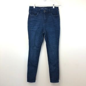 Old Navy Rockstar High Rise Skinny Jean - 8